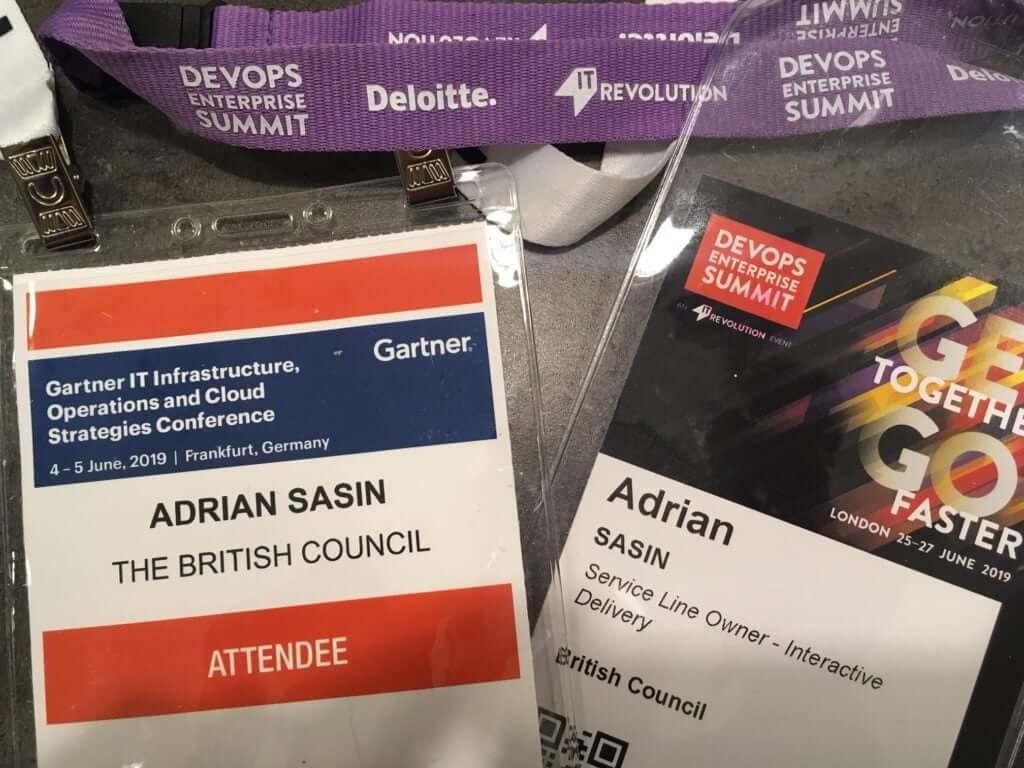 Konferencje Gartner i Devops