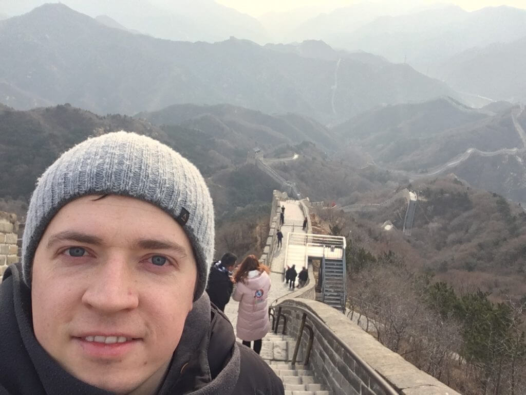 Wielki Mur w Chinach - Badaling